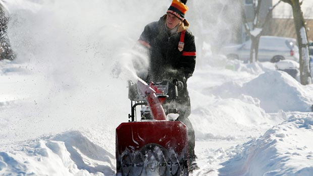 Maintaining Your Snow Blower At The Startup Mvs Ottawa