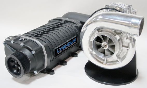 Get The Lowdown On Turbochargers And Superchargers
