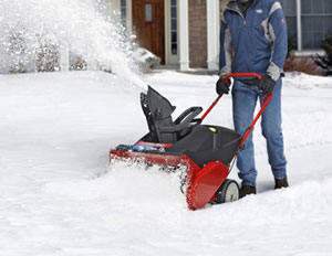snowblower tune up