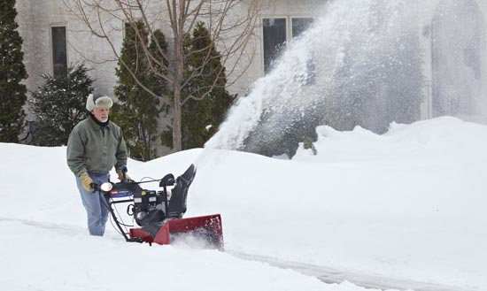Changing The Oil In Your Snow Blower Mvs Ottawa