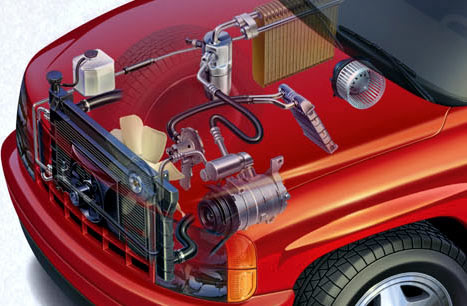 Tips For Diagnosing Problems With Your Car's Air Conditioning System