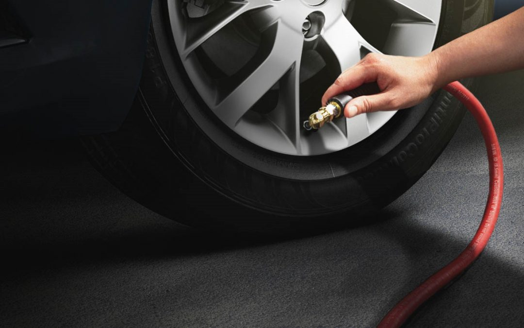 Why you should check tire air pressure often