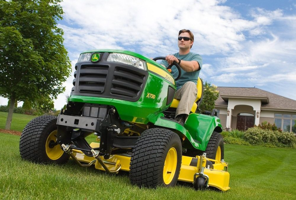 Reliable Ottawa Lawn Mower Repair Service