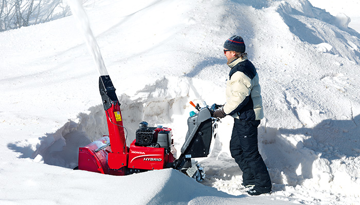 How to choose the right snowblower for your home snow removal