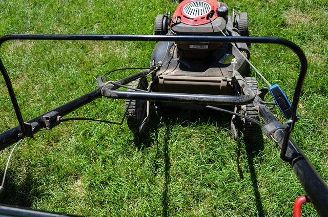 Why Your Push Lawn Mower is Losing Power