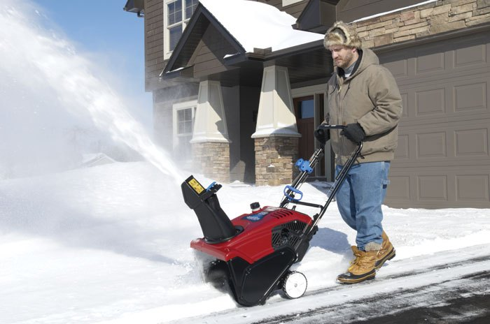 Preparing Your Snowblower for Winter