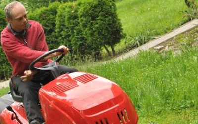 Does Your Riding Mower Need a Small Engine Tune-up?