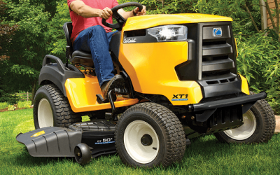 Tune-up your lawn mower to make yard work easier!